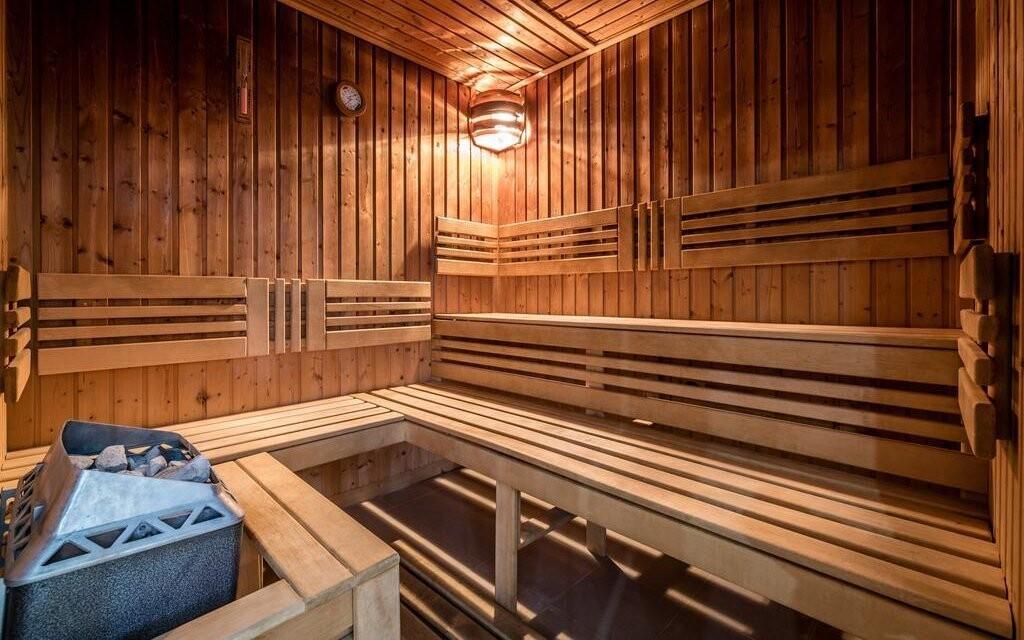 Finská sauna nikdy nezklame