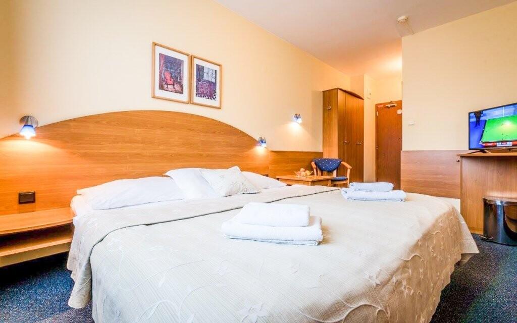 Čekají vás komfortní pokoje Premium