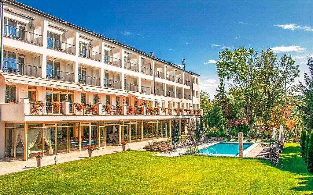 Zažite dovolenku v Calimbra Wellness Hoteli ***