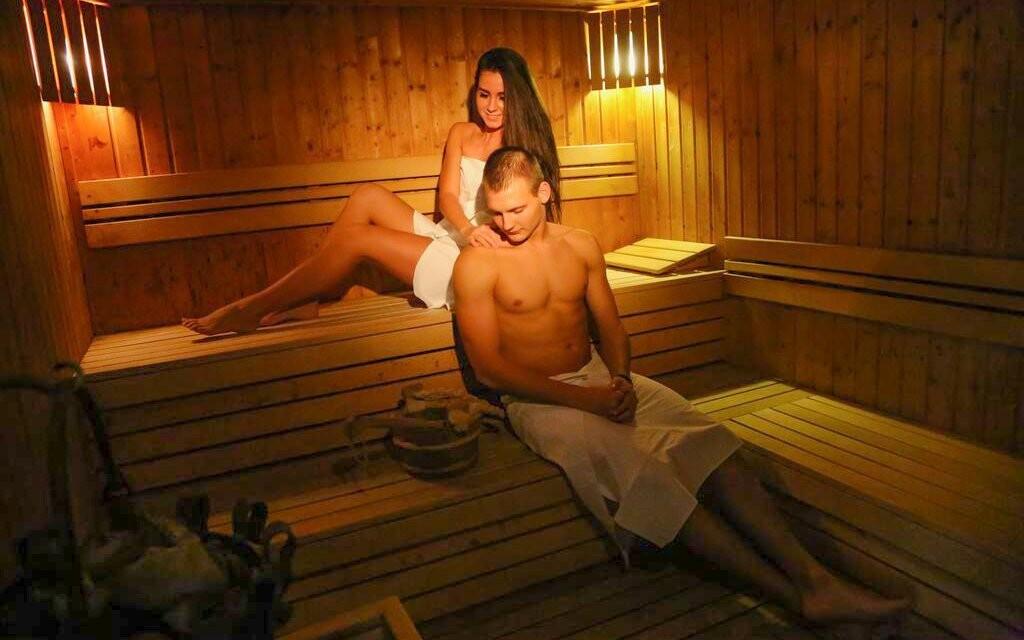 Objavte uvoľňujúce účinky fínskej sauny