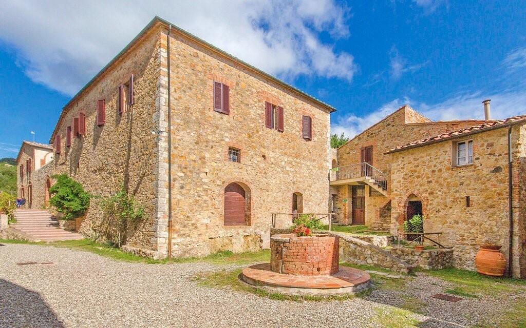 Rodinná vila Fattoria Il Santo