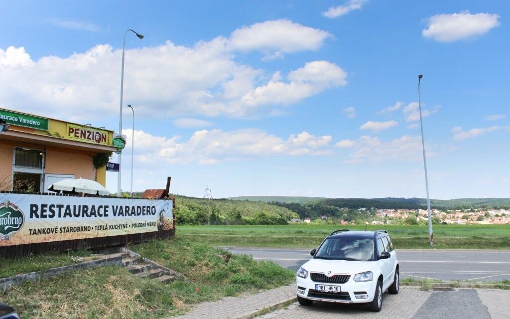 Penzión ST Varadero stojí v pokojnej časti Brna