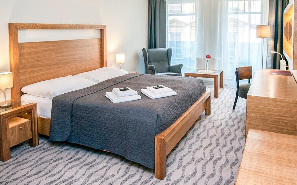 Čekají vás komfortní pokoje Hotelu U Zvonu ***