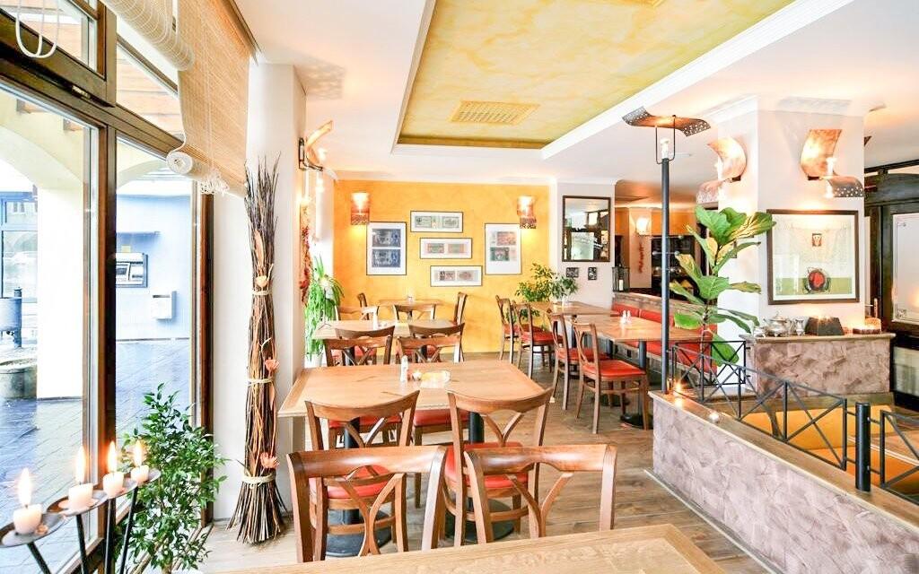 K hotelu patří restaurace Mincovna