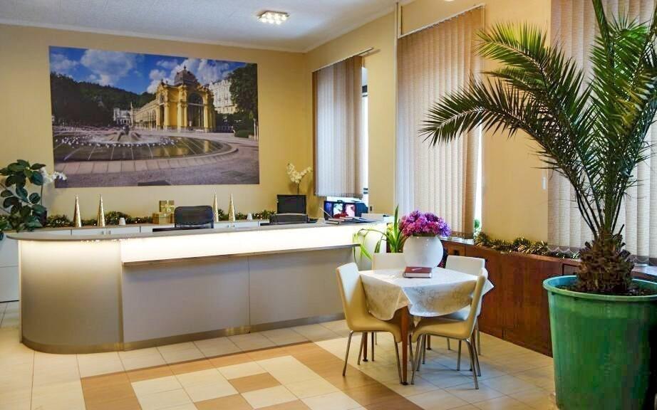 V hotelu se o vás skvěle postarají
