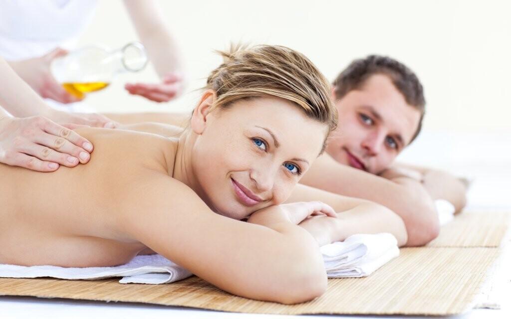 Relaxujte během až 9 procedur pro dva