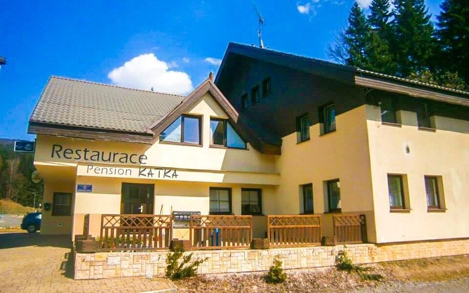 Pension Katka Harrachov vás vítá v Krkonoších