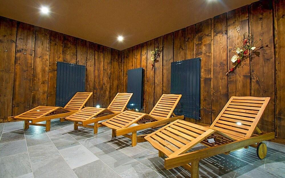Zavítejte i do relaxační zóny
