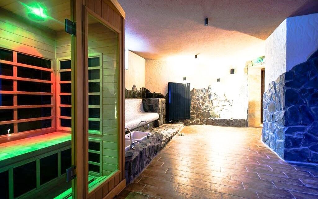 Po náročnom dni sa prehrejete v saune