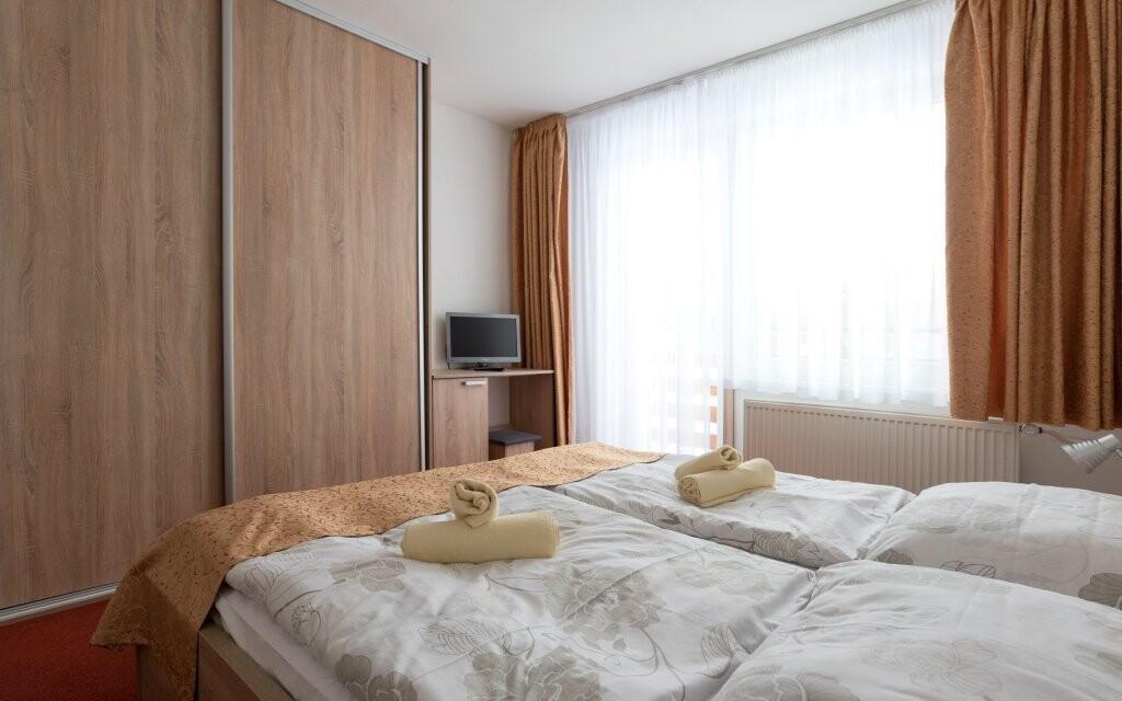 Komfortné ubytovanie s vlastným sociálnym zariadením
