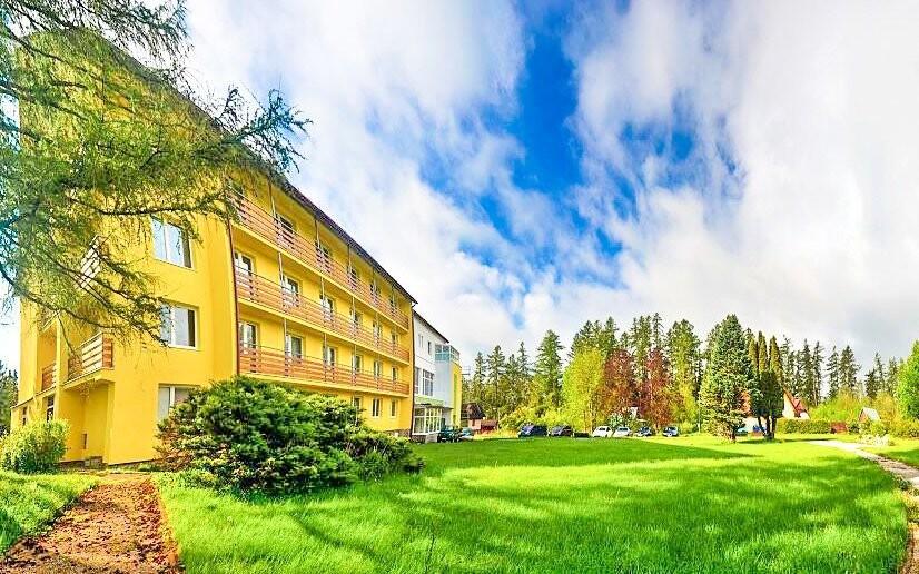 Hotel Lesana *** nabízí veškerý komfort