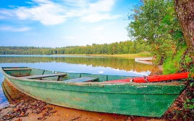 Nádherná příroda jižních Čech