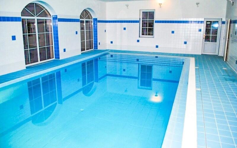 Bazén budete mít jen pro sebe