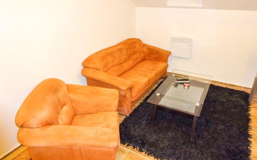 Priestorné apartmány sú k dispozícii za príplatok