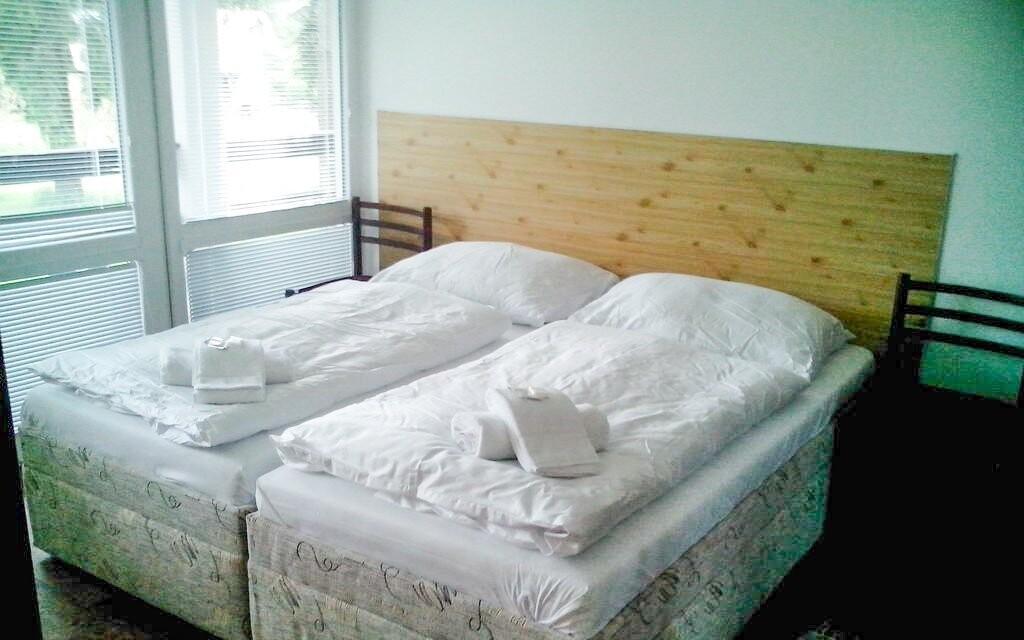 Ubytujte sa v útulných izbách