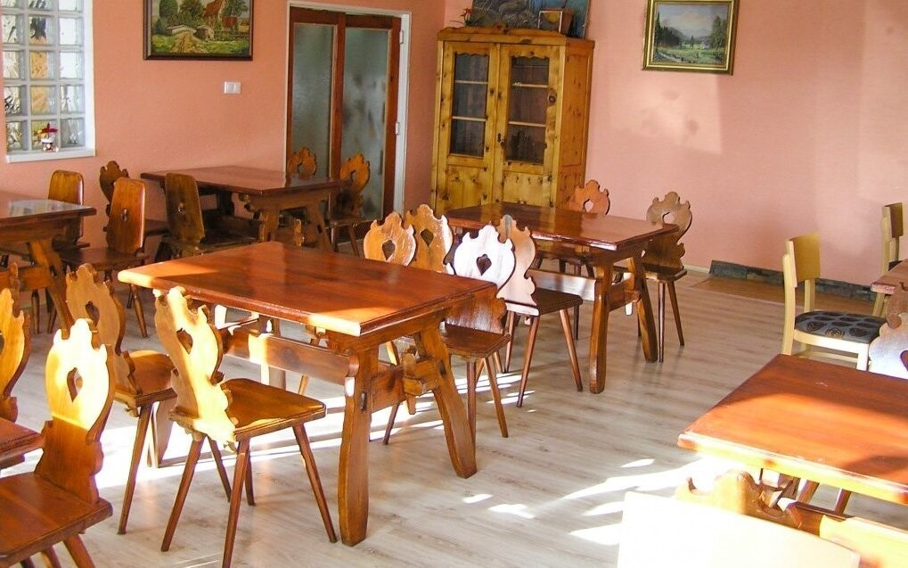 Reštaurácia s atmosférou rancha, Vysoké Tatry