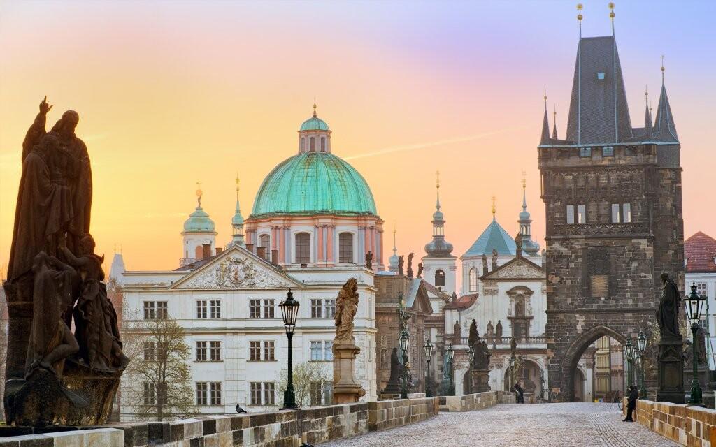 Karlův Most, Staré Město, památka UNESCO Praha