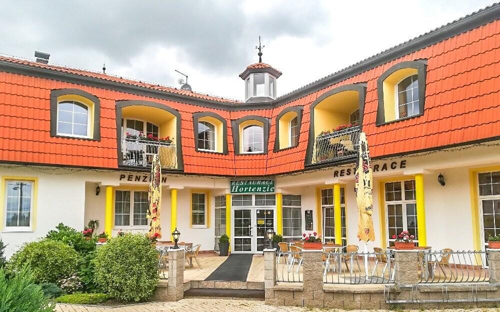 V Penzionu Hortenzie si užijete skvělou dovolenou