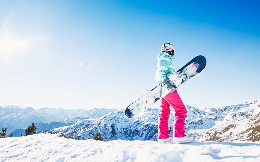 Užite si zimu v rakúskych Alpách