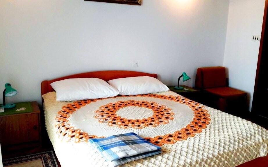 Penzion Milanka nabízí ubytování jen 150 metrů od moře