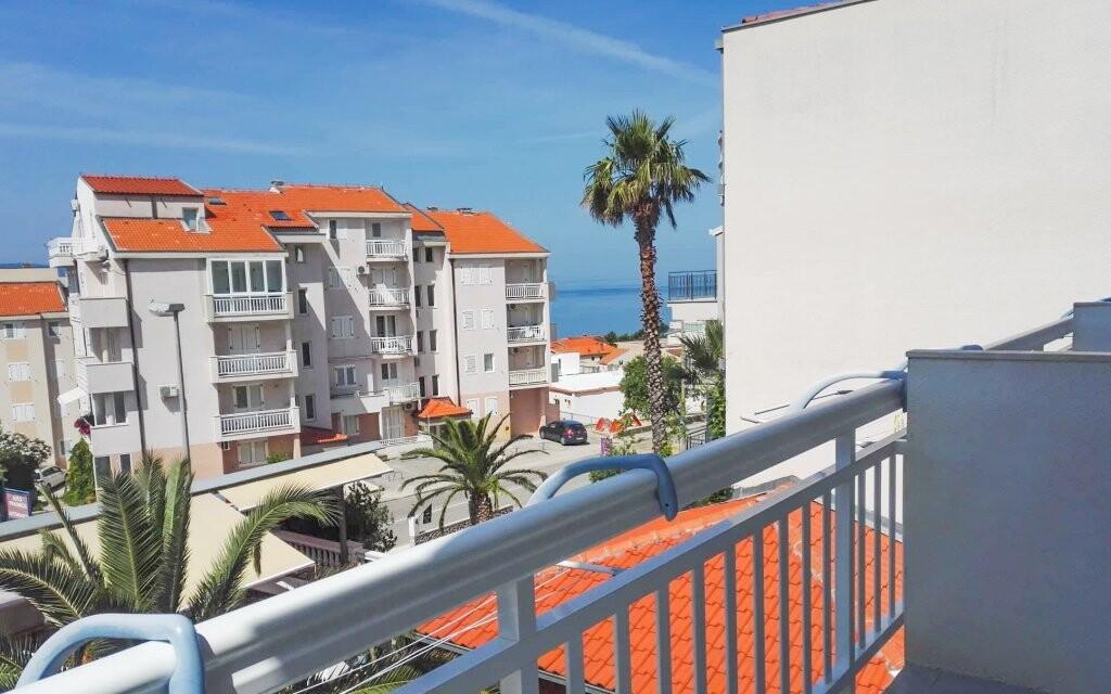 Můžete si připlatit za apartmán s balkónem