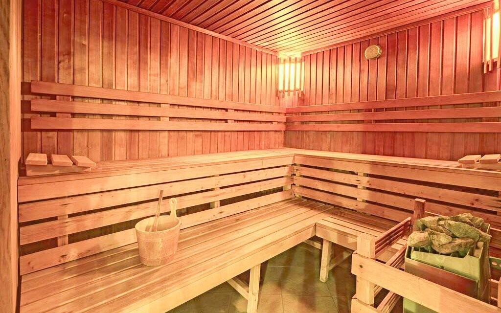 Za příplatek je možný vstup do sauny