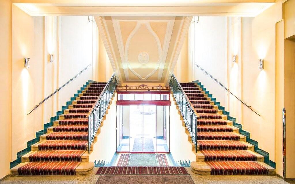 Secesní interiéry Hotelu Theatrino **** vás okouzlí