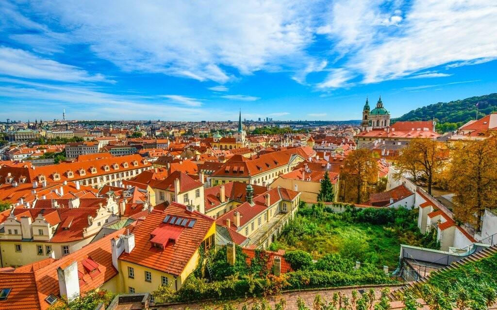 Přijeďte si užít atmosféru pražských zákoutí
