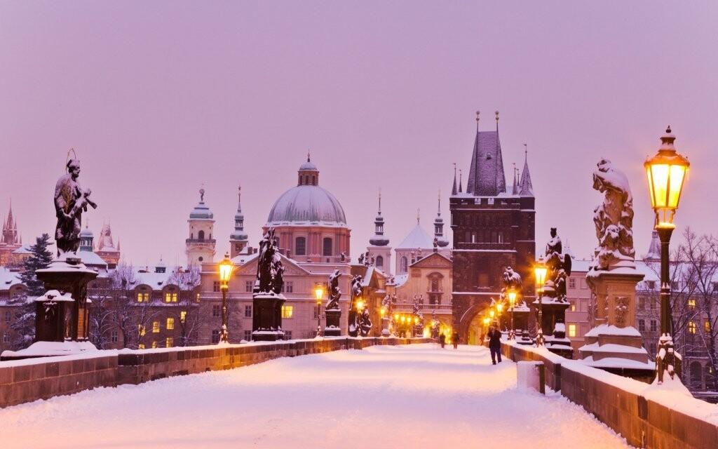 Poznejte všechny krásy Prahy