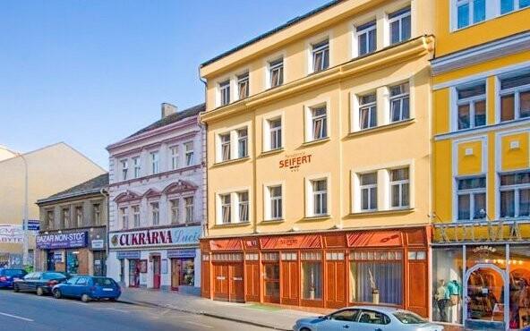 Hotel Seifert **** stojí v centru Prahy