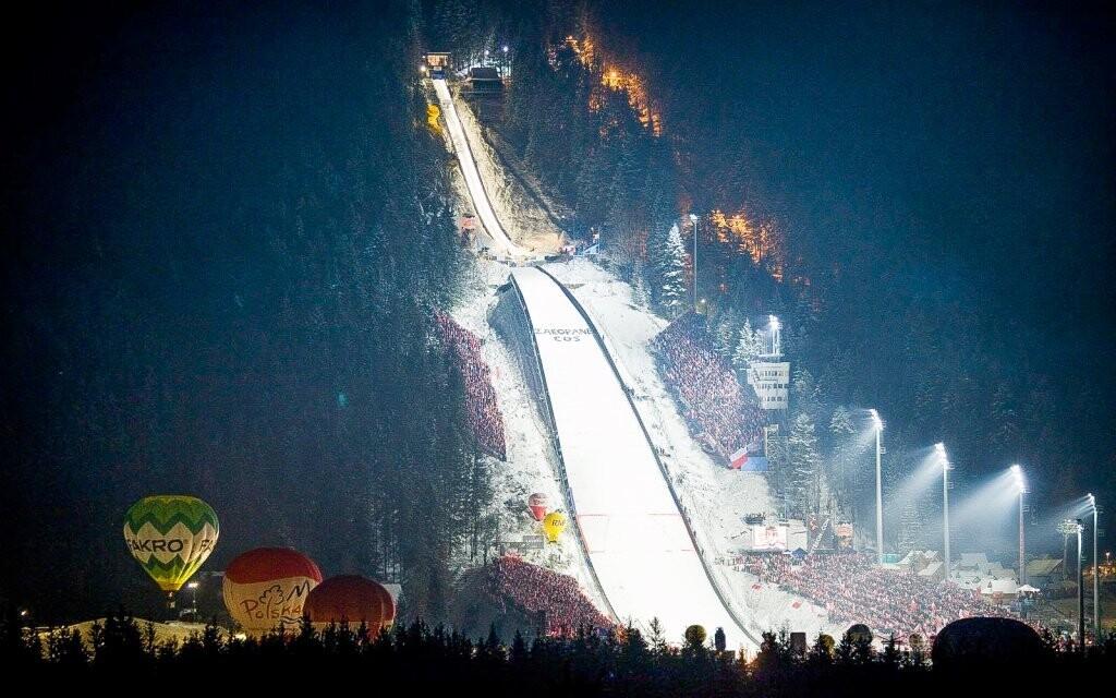 Užijte si lyžování hned u hotelu