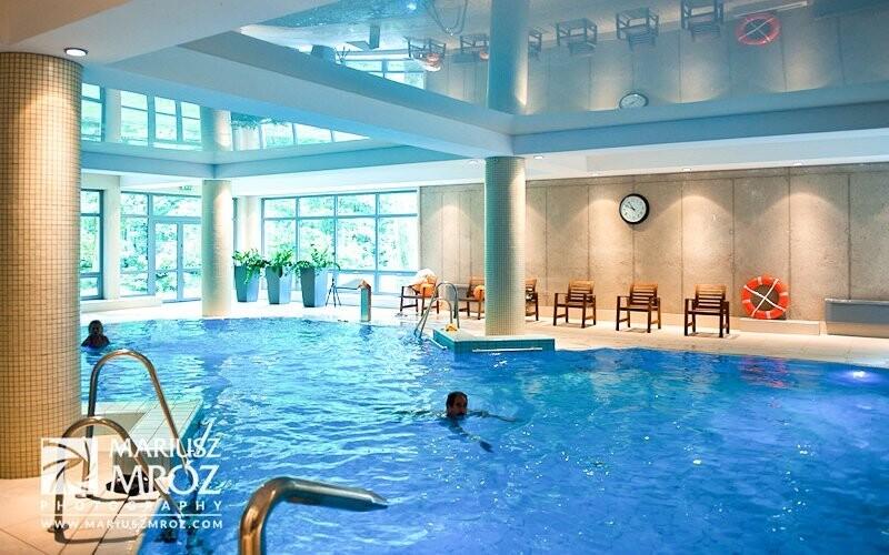 Odpočiňte si v luxusním wellness centru