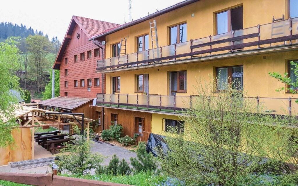 Horský hotel Kyčerka *** leží kousek od turistických tras