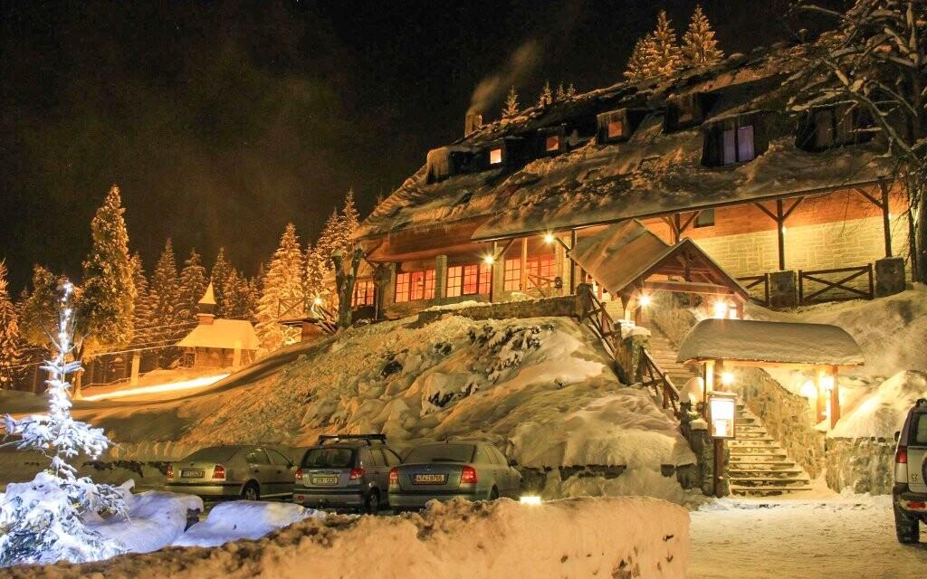 Horský hotel Vidly **** poskytuje zázemí v srdci Jeseníků