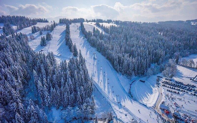 Užijte si zimu v Polsku