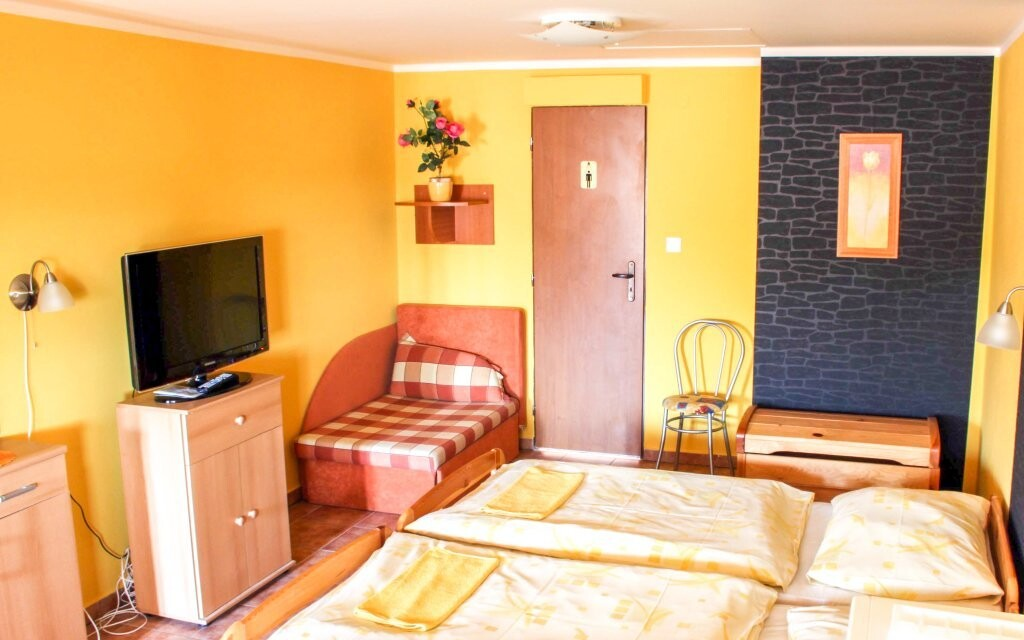 Ubytováni budete v komfortních apartmánech