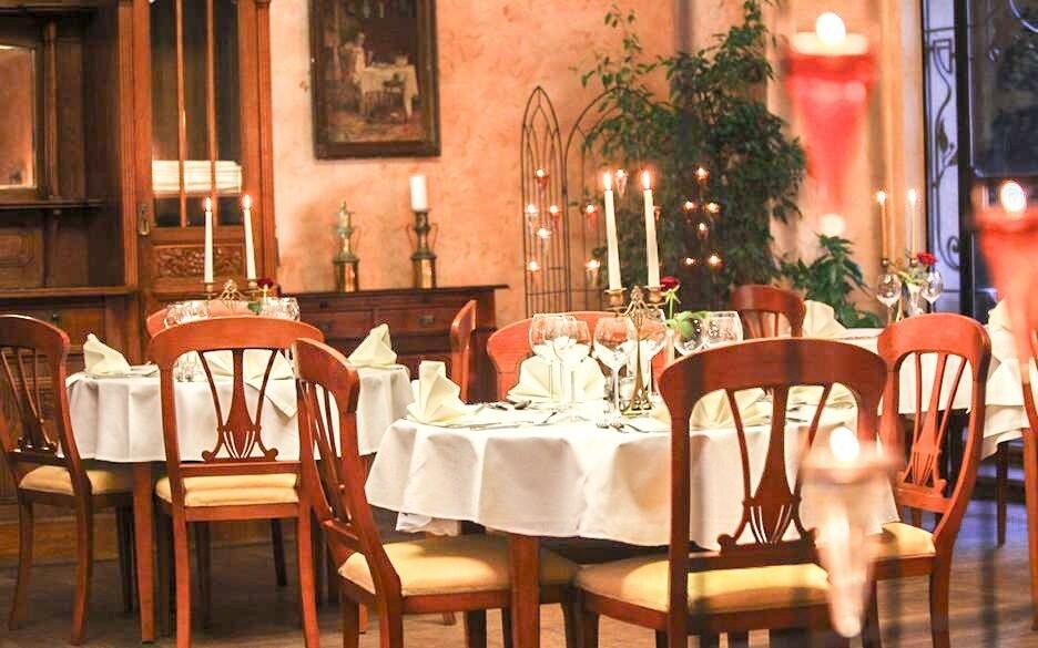 Vynikající pokrmy si užijete v restauraci