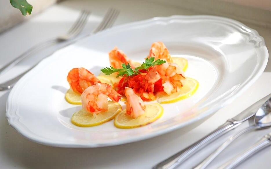 Vynikajúce pokrmy si užijete v reštaurácii