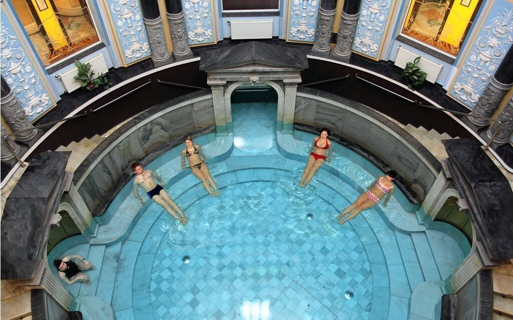 Kúpele Ladek Zdrój patria k najstarším v celej Európe