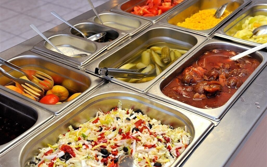Ochutnáte tradiční jídla i zajímavé mezinárodní recepty