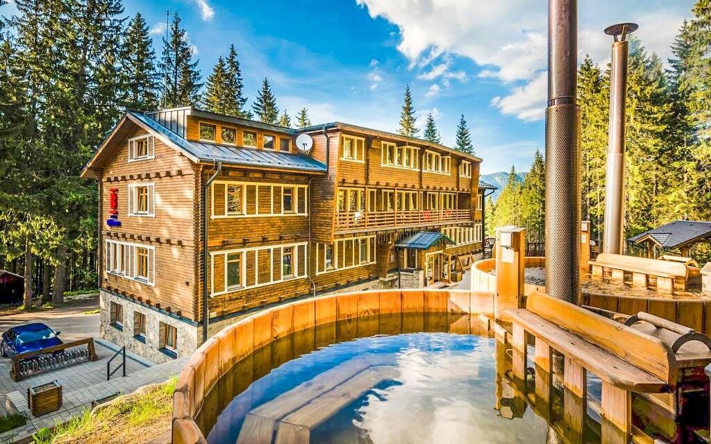 Eko-sport hotel Björnson je v Tatrách vyhlášený