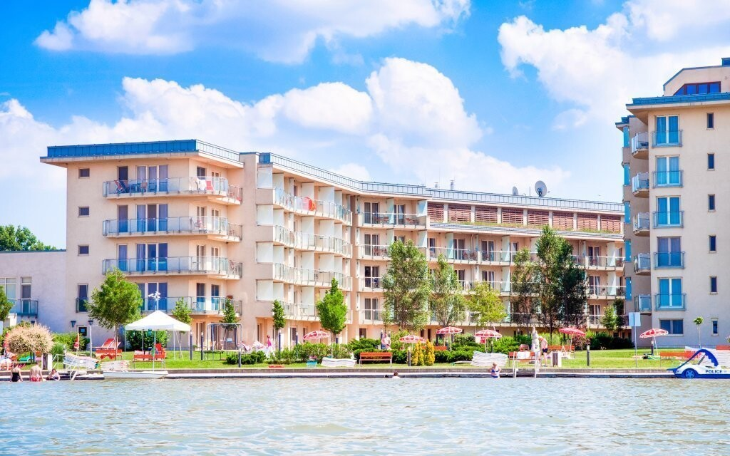 Velence Resort & Spa **** nabízí prvotřídní služby