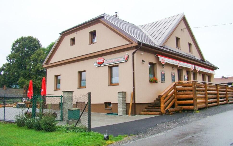 Penzión u Maryny s reštauráciou, Moravskosliezske Beskydy