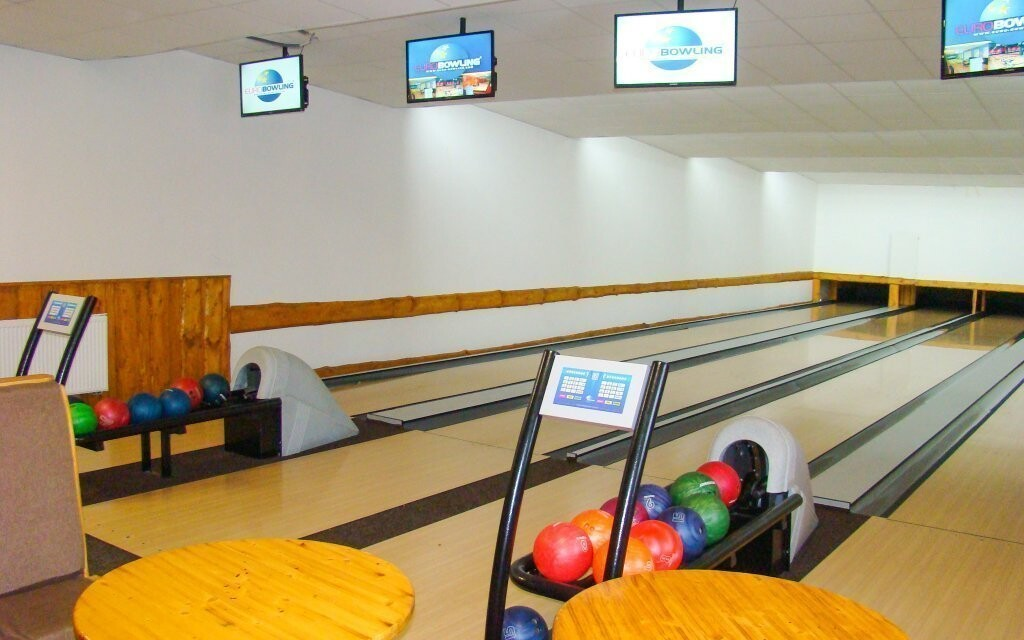 Pobavíte sa pri bowlingu