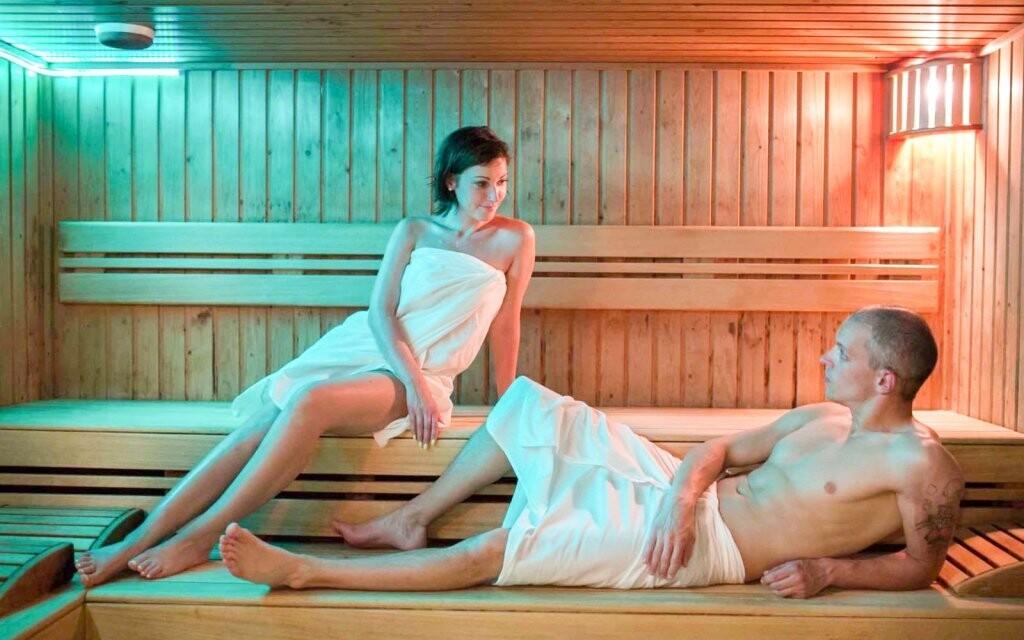 Užijte si také saunování a saunové seance