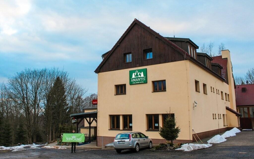 Hotel pro vás tým Slevokingu osobně ověřil