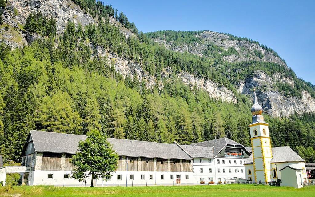 Landhotel Postgut **** stojí v rakouských Taurách
