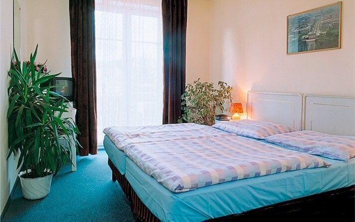 V pokojích se bude cítit pohodlně každý host