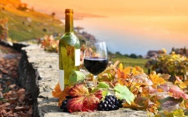 Ochutnejte toskánské víno