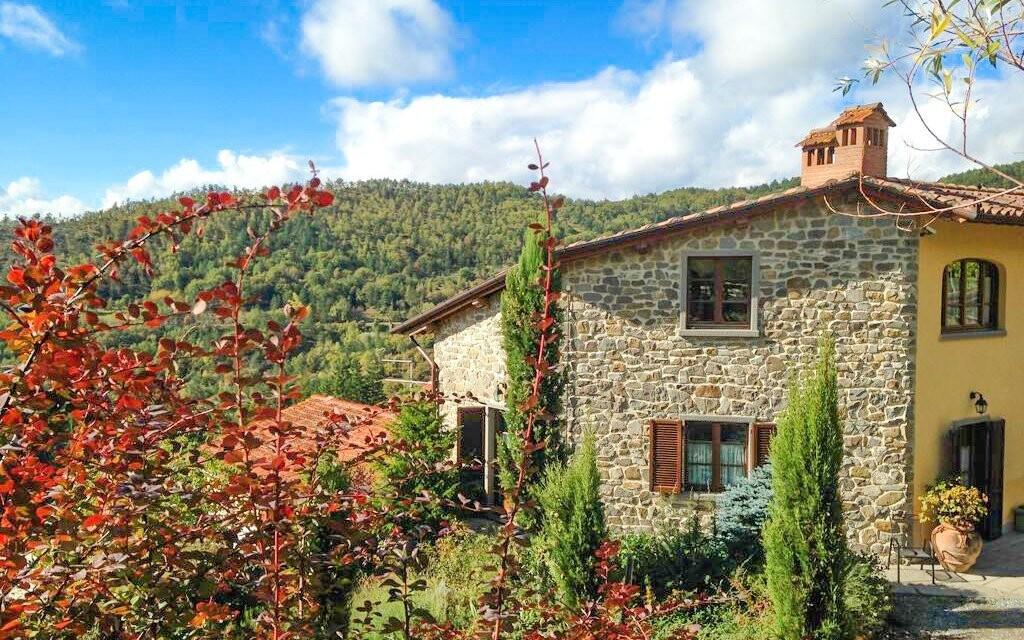 Hotel Borgo I Tre Baroni **** leží v kouzelné oblasti